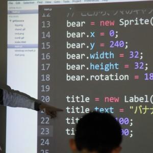 「プログラムで音を奏でよう」&「キーボードでのプログラミングに挑戦してみよう」のレポート (enchant.js & Scratch)