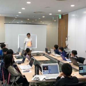 「プログラミングで未来のデジタルファッションショー」子ども向け プログラミングワークショップのレポート